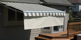 Electric Awning For House Retractable Awnings Ann Arbor Michigan