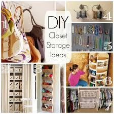 diy closet organizers for small closets roselawnlutheran