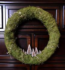 moss wreaths moss wreaths square set of 3 flash steal large