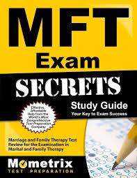 mft exam secrets study guide marriage and family therapy test