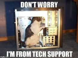 Tech Support Meme - raycat in technical support memes imgflip