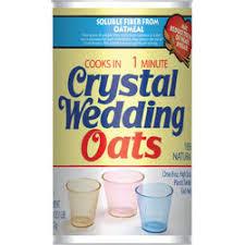 wedding oats wedding oats quaker oats