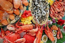 Seafood adalah makanan kaya akan nutrisi yang dapat meningkatkan kekebalan tubuh
