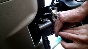 subaru outback multifunction switch removal youtube