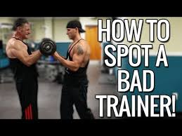 Personal Trainer Meme - how to spot a bad personal trainer coach youtube