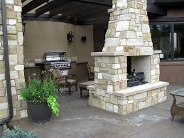 Outdoor Fire Places by Outdoor Fireplaces U0026 Fire Pits Houston Contractors Millennium