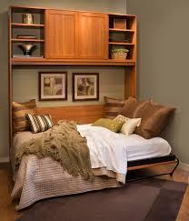 Murphy Beds Denver by Murphy Bed Inspiration Design Level Wooden Shelves Brown Wooden