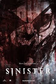 a new sinister poster debuts as the film meets a slight delay