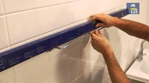finishing touches national tiles diy tiling 11 youtube