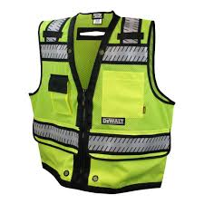 Construction High Visibility Clothing High Visibility Safety Vests Safety Gear The Home Depot