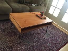 diy mid century modern coffee table diy mid century modern coffee table nadeem khan medium