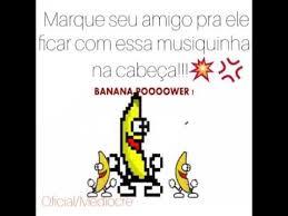 Musica Meme - banana power musica meme youtube