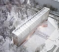 bauhaus museum design entry by penda theinspiration com