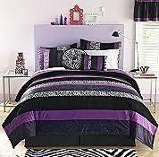 kathleen alcala purple dorm bedding sets