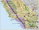 map of oregon i 5 i 5 interstate 5 oregon