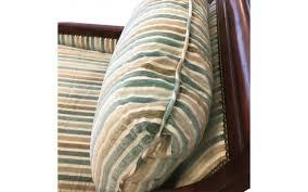 Chenille Armchair Viyet Designer Furniture Seating Robert Allen Striped