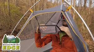 big agnes triangle gear loft youtube
