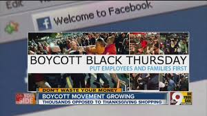 outrage black thursday grows and boycott planned for annual
