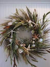 Christmas Wreaths Decorated With Seashells by 278 Best Bsc Crafters Sea Shell Wreaths Images On Pinterest