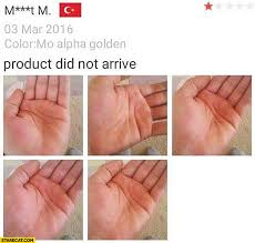 aliexpress shopping product did not arrive empty hand photos one star feedback