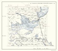 historic maps of florida florida county map prints maps of the past