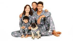 get cozy with these 30 pajama sets for everyone in your family for