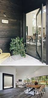 modern glass front door 11 pivoting glass doors that make a statement and let natural