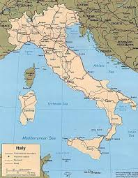 Map Of Pompeii Italy by Where Is Pescara On A Map Of Italy You Can See A Map Of Many