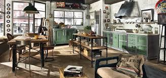 cuisine atelier d artiste aménagement et déco cuisine 2016 tendance atelier d artiste