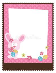 8 5 x11 brochure template 8 5x11 easter flyer template stock vector illustration of