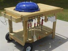 how to build a weber grill table weber grill table design page 3 the bbq brethren forums build