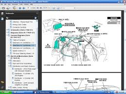 fordmanuals com 1967 colorized mustang wiring vacuum diagrams cd