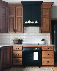 how to update oak kitchen cabinets before and after 7 easy and inexpensive upgrades to your kitchen