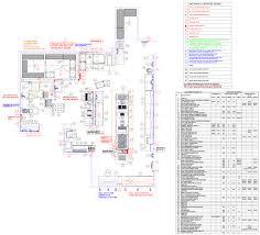 create a kitchen floor plan