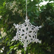 discount crochet ornaments snowflake 2017 crochet