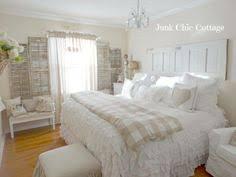 chambre cottage chambre à coucher ciel de lit le grenier d shabby chic