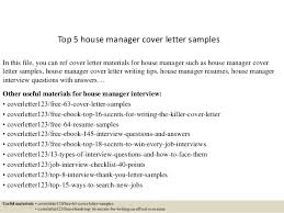 top 5 house manager cover letter samples 1 638 jpg cb u003d1434962812