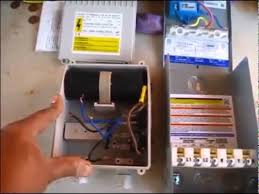 deep well submersible pump control box comparison youtube
