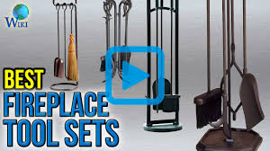 top 10 fireplace tool sets of 2017 video review