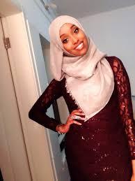 makeup somali hijabi chinadiaries ralph lauren dress armani watch