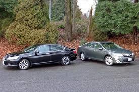 100 ideas 2014 camry vs 2014 accord on