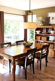 rustic country farmhouse style dining room sherwin williams