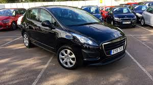 peugeot 3007 review used peugeot 3008 2015 for sale motors co uk