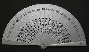 folding fan modern fans myhandfan