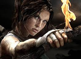 tomb raider a survivor is born wallpapers games backgrounds in high quality tomb raider by zach flaxbeard