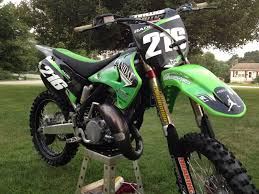 kawasaki motocross bikes for sale kx 125 owners previous and current please moto related
