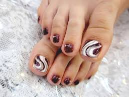 foot nail design gallery nail art designs