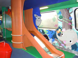Playrooms To Europe With Kids Train With A Playroom Car
