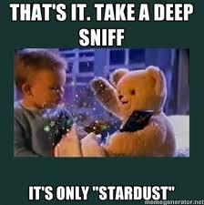Snuggle Bear Meme - not feeling quite so snug hoot holler scribble hoot holler