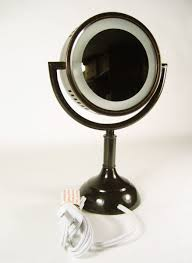 Makeup Mirror Lighted Lighted Makeup Mirror Bronze Roselawnlutheran
